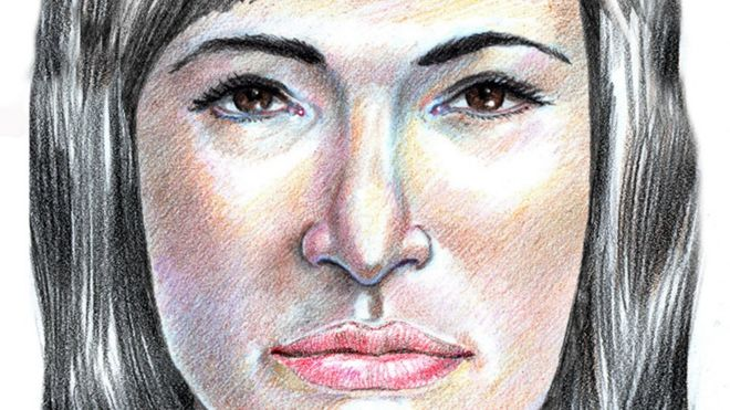 Major breakthrough in norways 46 year old isdal woman mystery updated forensic drawing of the isdal woman ccuart Images