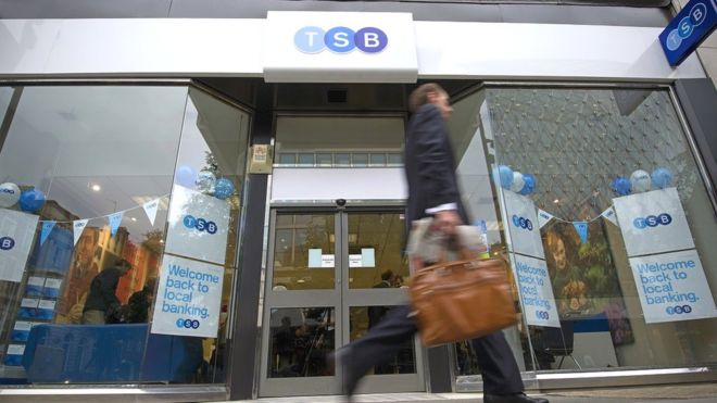 TSB and HSBC resolve online glitches that locked customer accounts