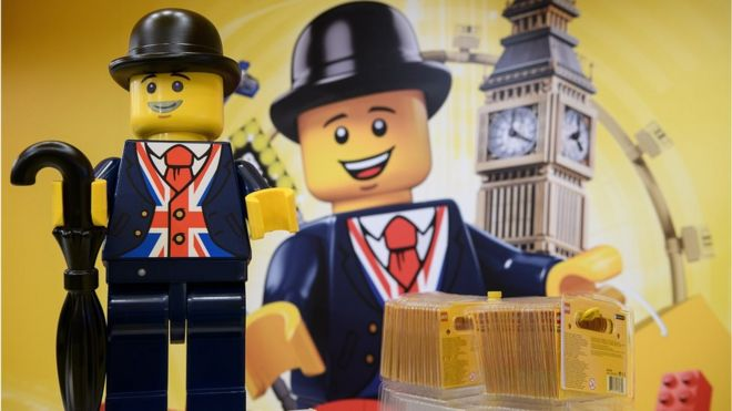 Lego To Double London Office Space   BBC News