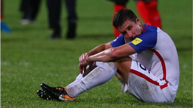 Estados Unidos pierde el pase al Mundial Rusia 2018 tras caer ante ... b1e73d78e2a8d