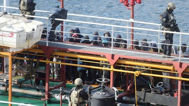 Migrant ship hijacking: Three teenagers charged in Malta