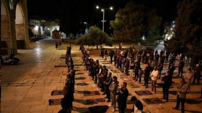 کرونا در جهان؛ مسجد الاقصی و مسجد النبی پس از دو ماه بازگشایی شدند