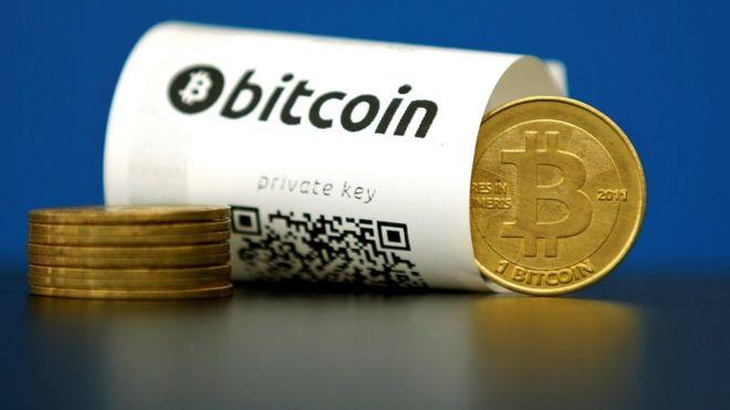 Resultado de imagem para moeda virtual bitcoin