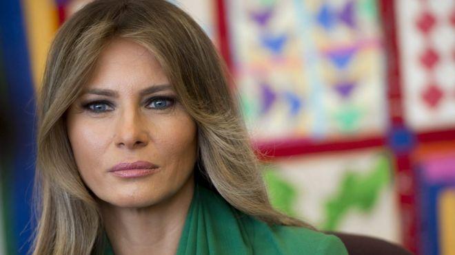 Melania Trump'tan 'sıfır hoşgörü' tepkisi