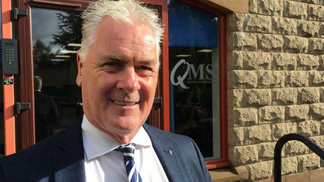 Алан Кларк из Quality Meat Scotland сказал, что Шотландия была пионером в обеспечении качества