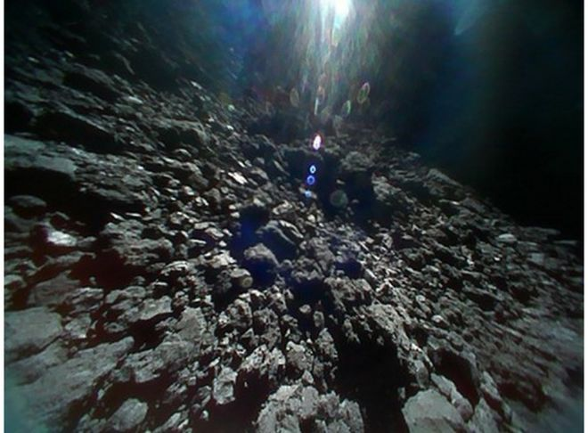 Image result for hayabusa2 ryugu