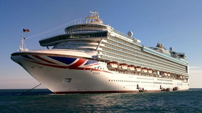 Guernsey Cruise Ship Industry Makes M A Survey Confirms BBC News - Cruise ship industry