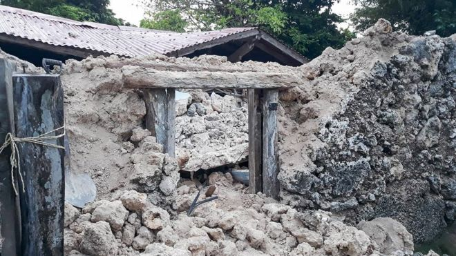 Philippines earthquakes kill at least six – World News Hill