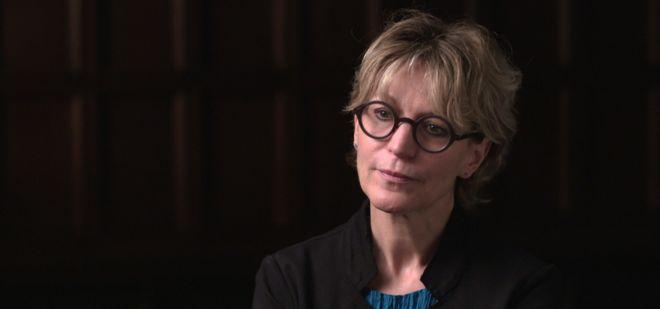 Аньєс Каламар, правозахисниця і спеціальна доповідачка ООН з питання позасудових убивств