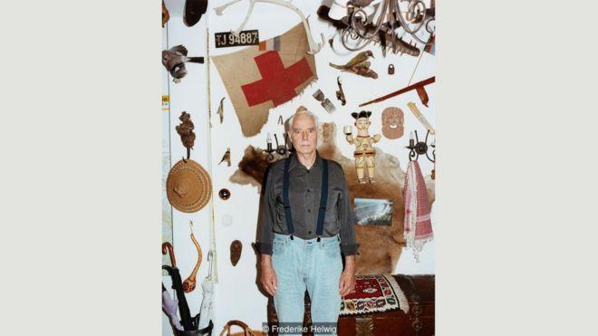 Вольф-Дитер родился в 1941-м