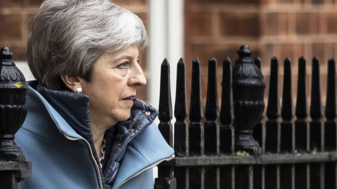 9757394c75d Brexit  Vote on Theresa May s deal may not happen next week - BBC News
