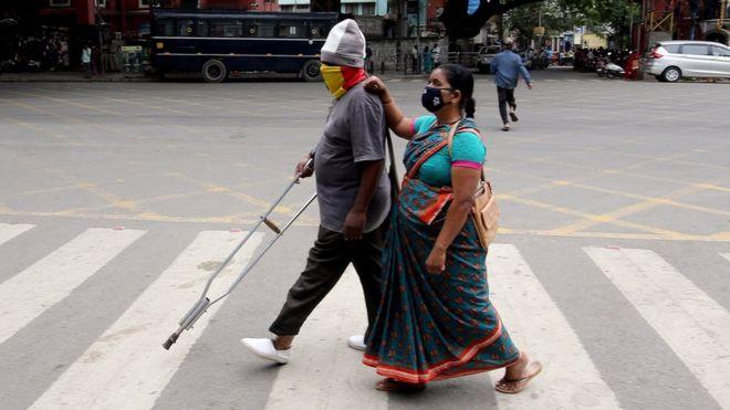 Пара в Индии