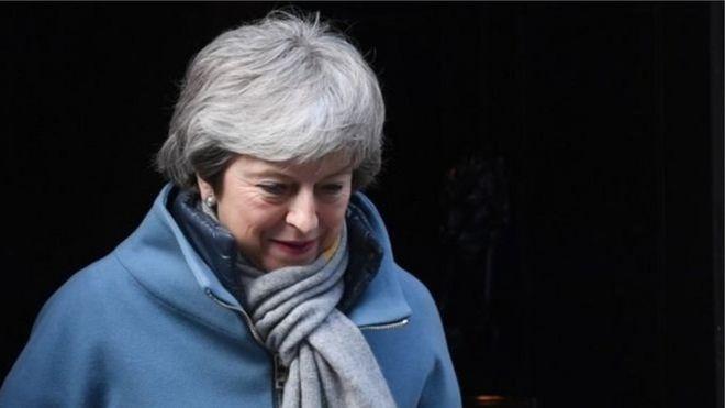 بريكست: ماي تتعهد بالتخلي عن منصبها لإنقاذ اتفاق خروج بريطانيا من الاتحاد الأوروبي