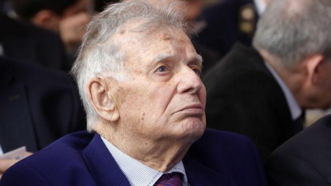 Скончался нобелевский лауреат, академик Жорес Алферов