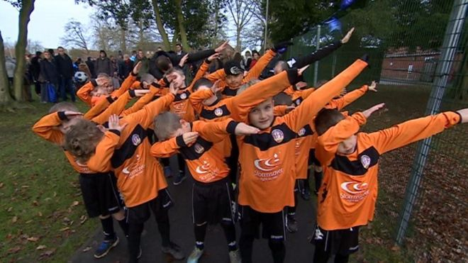 mass dab for boy who died in his sleep bbc news