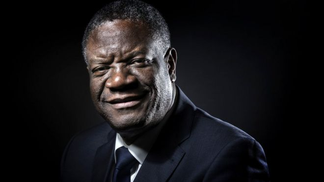 Image result for Dr Denis Mukwege