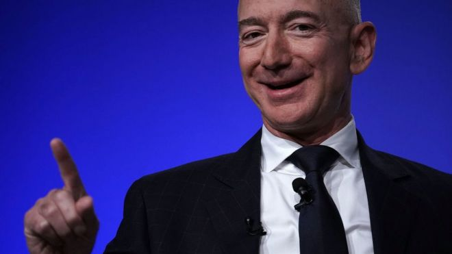 Since the world is decreasing its billionaires, Amazon owner Jeff Bezos could become world's first trillionaire by 2026