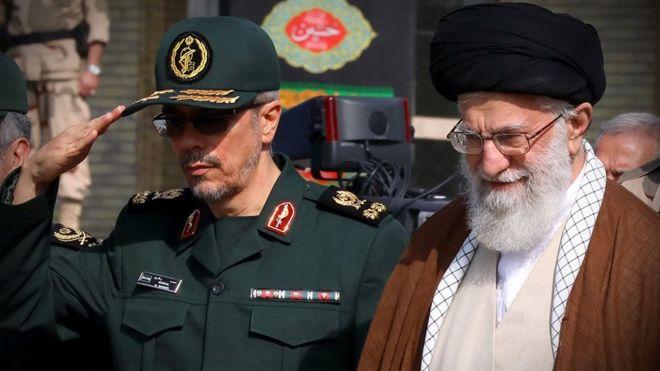 خامنهای و باقری