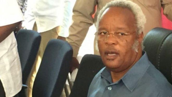 Kiongozi wa upinzani nchini Tanzania ahojiwa na polisi