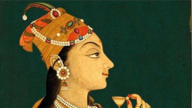 ملکه نورجهان، در قرن هفدهم قدرتمندترین ملکه هند بود