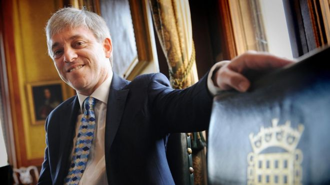 Image result for john bercow bully