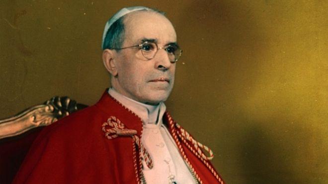 Портрет Пия XII