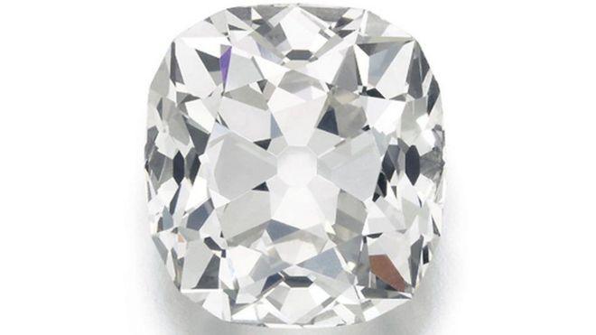 Berlian Seharga Rp170 000 Di Pasar Loak Terjual Rp11 Miliar Di
