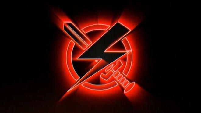 Logo do grupo da extrema direita System Resistance Network