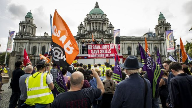 Harland and Wolff: Council calls for Belfast shipyard