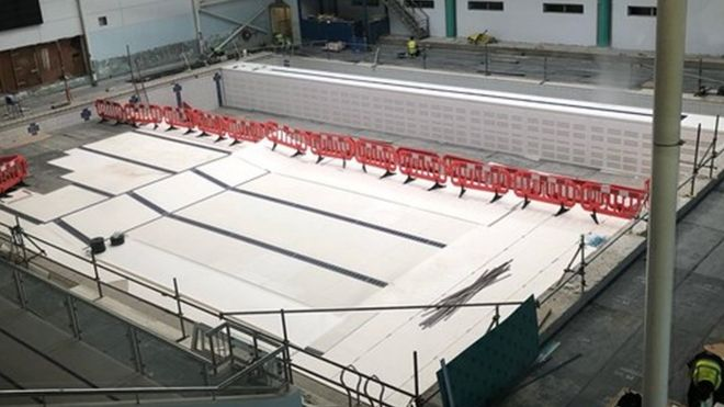 Isle of Man National Sports Centre\'s swimming pool reopening ...