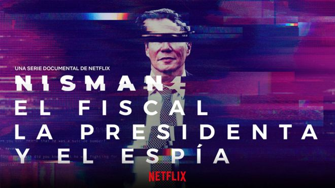 """""""Nisman: el fiscal, la presidenta y el espía"""""""