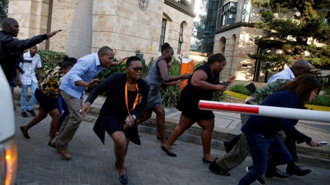 Kenya: Nairobi'deki Eş Şebab saldırısında 14 kişi öldü