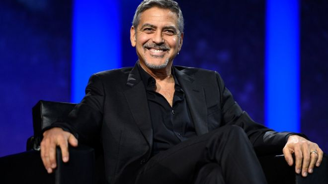 Hello! Magazine apologises for 'fabricated' Clooney