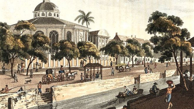 Java, siglo XIX