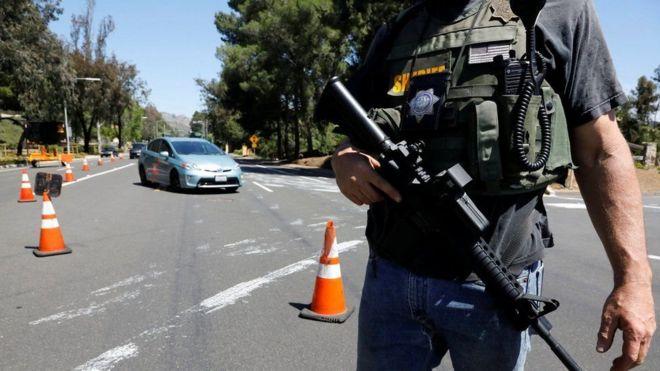 هجوم كنيس سان دييغو : مقتل شخص في إطلاق نار على كنيس في عيد الفصح