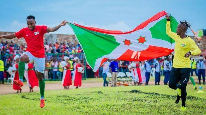 Image result for Burundi national team MacArthur Arakaza
