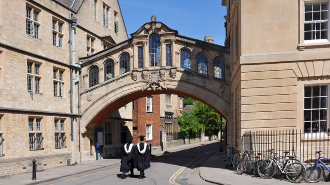 oxford students seeking more diverse applicants bbc news