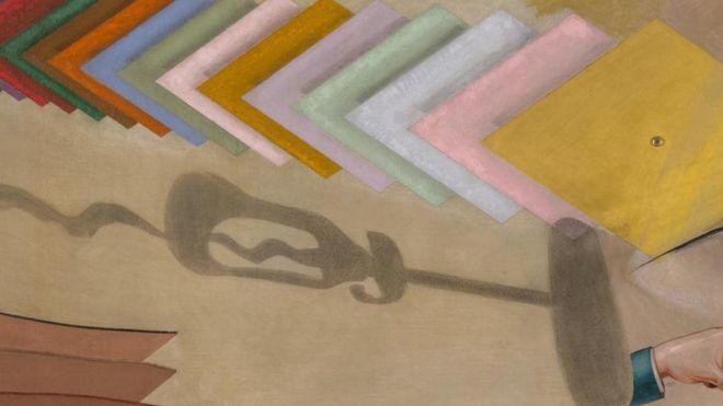 Lukisan misterius yang mengubah cara kita melihat warna bbc news duchamp ccuart Images
