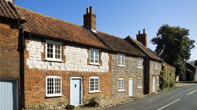 houses in Norfolk
