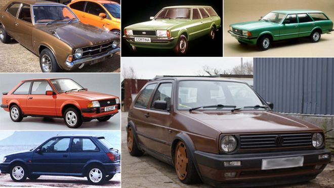 Crazy For Cortinas The 80s Cars Targeted By Thieves Bbc News