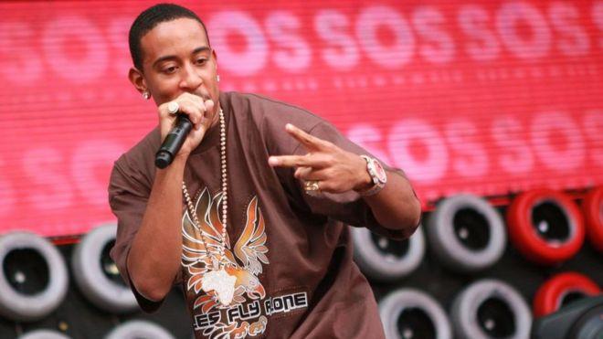 American rapper Ludacris becomes Gabonese citizen