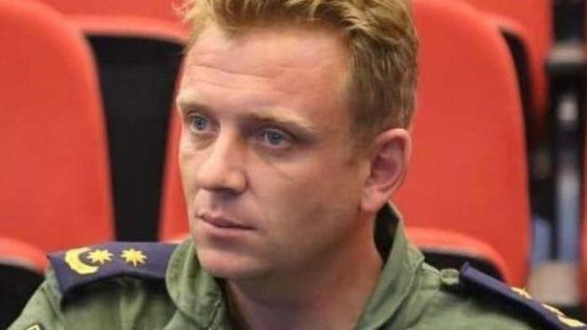 Itkin düşmüş pilot Rəşad Atakişiyev