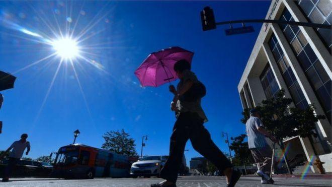 سال ۲۰۱۷ احتمالا یکی از گرمترین سالهای ثبت شده خواهد بود