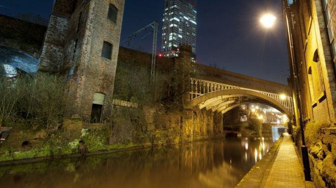 Manchester Pusher: Does a serial killer haunt the city's