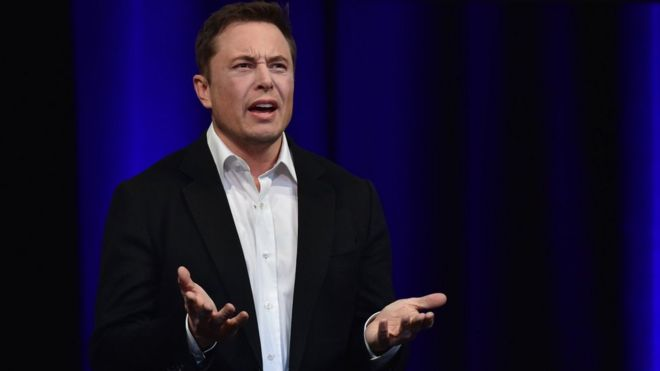 Elon Musk will no longer take Tesla private - BBC News