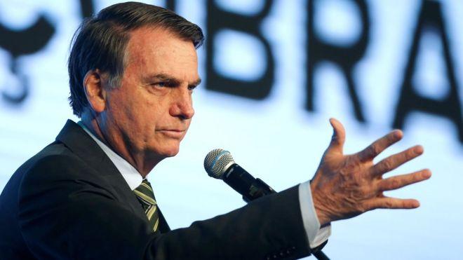 Resultado de imagen para hacen oracion por el presidente de brasil