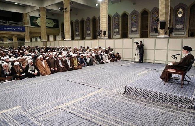 آیت آلله علی خامنهای