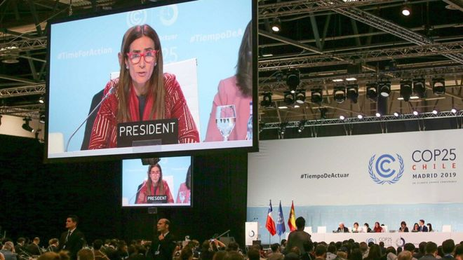 COP25: Longest climate talks end with compromise deal