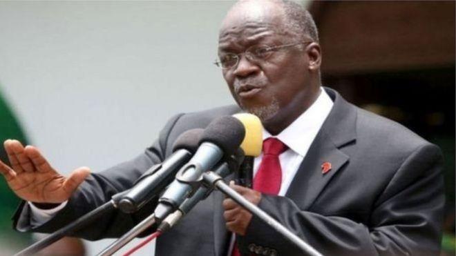 Rais wa Tanzania, Dokta John Magufuli