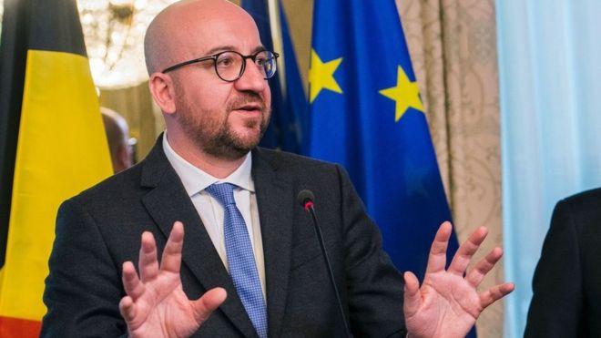 Eu Canada Trade Deal Belgians Break Ceta Deadlock Bbc News